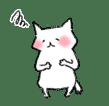 lovey dovey cat sticker #2048528