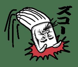UMA The kazuya sticker #2049592