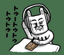 UMA The kazuya sticker #2049603