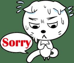 Jiong Jiong Cat sticker #2050338