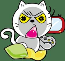 Jiong Jiong Cat sticker #2050369