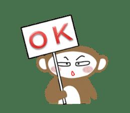 Mon and Rickey funny days sticker #2050854