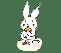 Rabbit Stamp sticker #2051055
