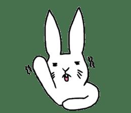 Rabbit Stamp sticker #2051072