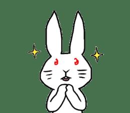 Rabbit Stamp sticker #2051081