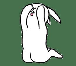 Rabbit Stamp sticker #2051084