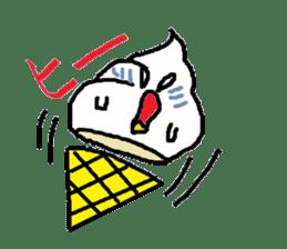 missPudding and firends sticker #2051746
