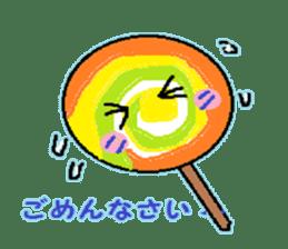 missPudding and firends sticker #2051748