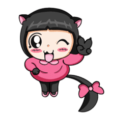 Lolli Meow Meow! sticker #2052056