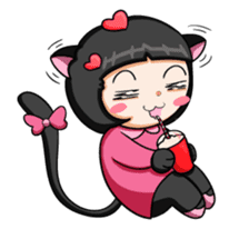 Lolli Meow Meow! sticker #2052059