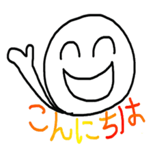 Simple-chan sticker #2052533