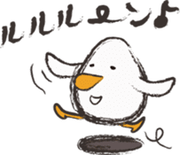 THE TAMAGO OYAJI2 sticker #2052576
