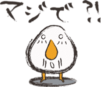 THE TAMAGO OYAJI2 sticker #2052593