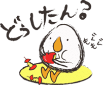 THE TAMAGO OYAJI2 sticker #2052594