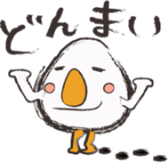 THE TAMAGO OYAJI2 sticker #2052608