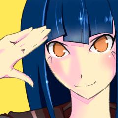 Sailor fuku Girl