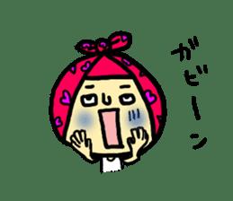 tsutsumaru sticker #2052865