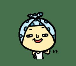 tsutsumaru sticker #2052866