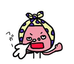 tsutsumaru sticker #2052873