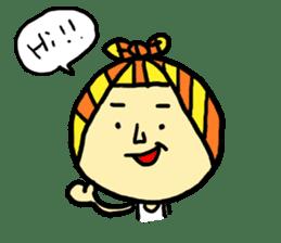 tsutsumaru sticker #2052877