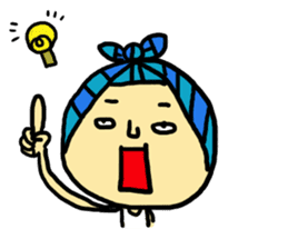 tsutsumaru sticker #2052880