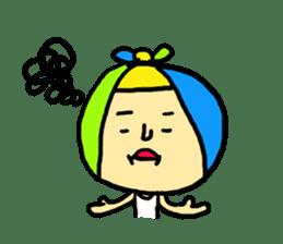 tsutsumaru sticker #2052883