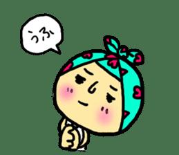 tsutsumaru sticker #2052888
