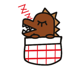 Dinosaurs Love-kun sticker #2053487