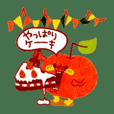 "RINGOKUN ""Christmas&New Year"" sticker #2053577"