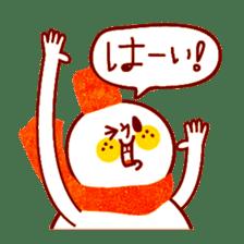 "RINGOKUN ""Christmas&New Year"" sticker #2053581"