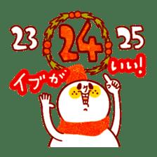 "RINGOKUN ""Christmas&New Year"" sticker #2053586"