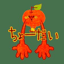 "RINGOKUN ""Christmas&New Year"" sticker #2053594"