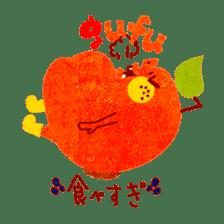"RINGOKUN ""Christmas&New Year"" sticker #2053595"