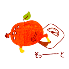 "RINGOKUN ""Christmas&New Year"" sticker #2053596"