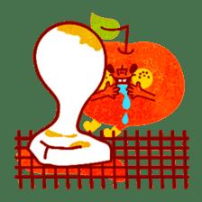 "RINGOKUN ""Christmas&New Year"" sticker #2053609"