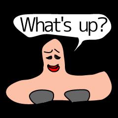 talking nose