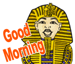 Pharaoh sticker #2057334