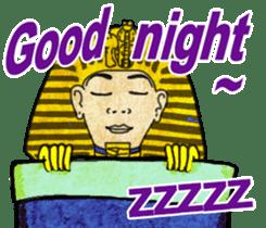Pharaoh sticker #2057337