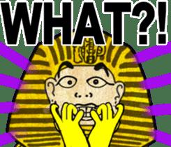 Pharaoh sticker #2057339