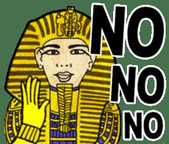 Pharaoh sticker #2057345