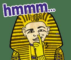 Pharaoh sticker #2057360