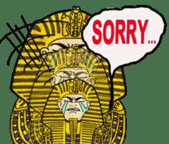 Pharaoh sticker #2057362