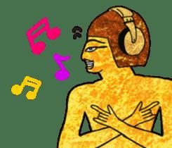 Pharaoh sticker #2057366