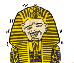 Pharaoh sticker #2057368