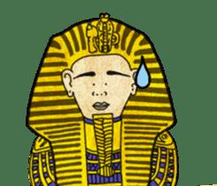 Pharaoh sticker #2057369