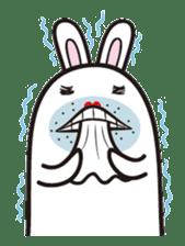 The rabbit of gay sticker #2057827