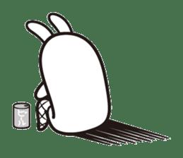 The rabbit of gay sticker #2057852