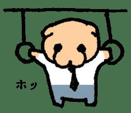 Salary - inu(Dog) sticker #2058429