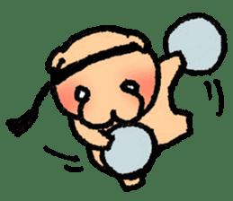 Salary - inu(Dog) sticker #2058443