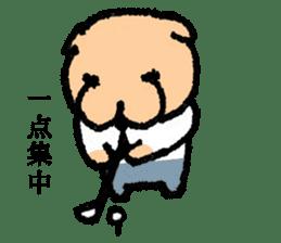 Salary - inu(Dog) sticker #2058445